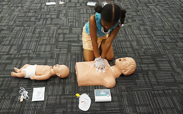 CPR-AED Program - Miami